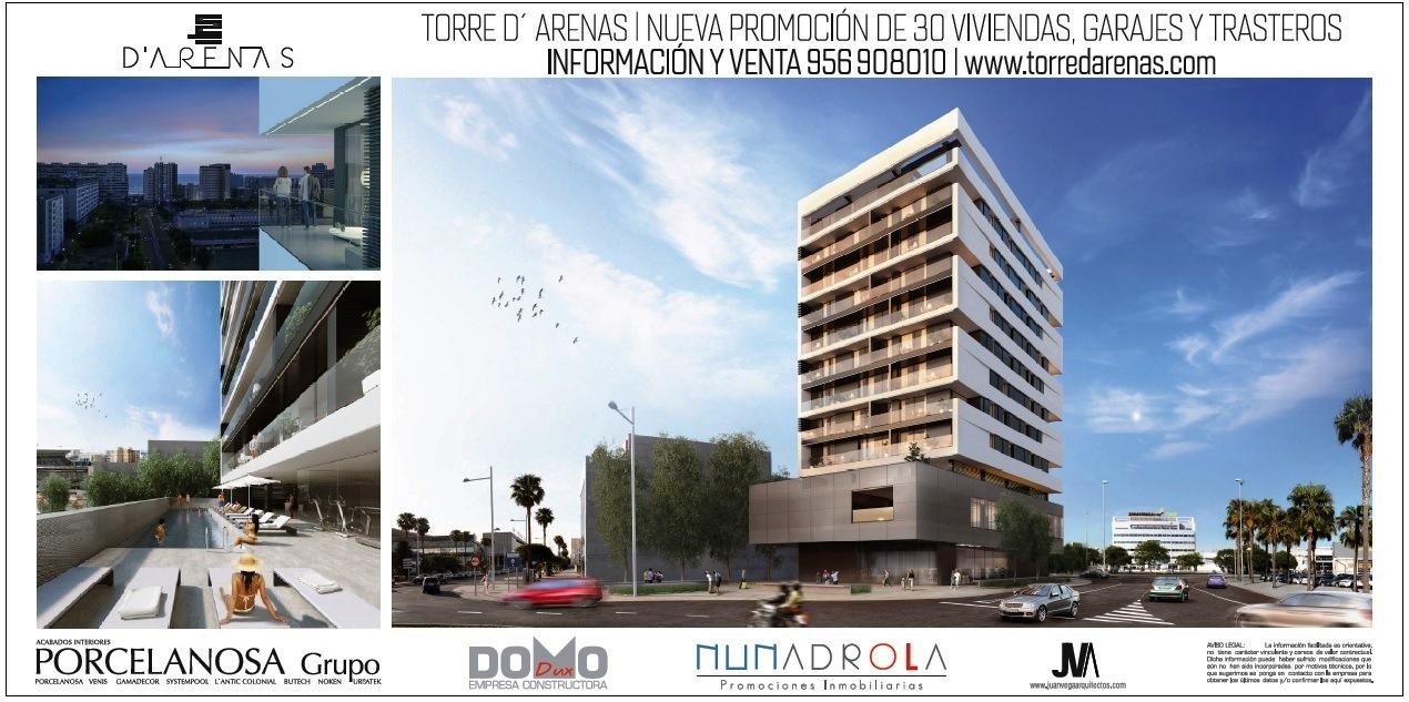 Domo Dux comienza una nueva promoción de residencial en Cádiz